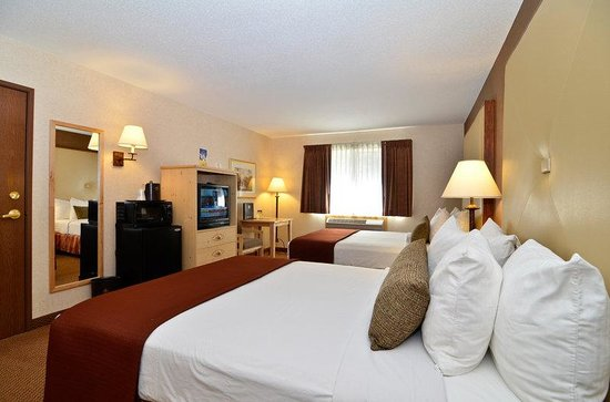 The Lodge at Mount Rushmore: Guest Room