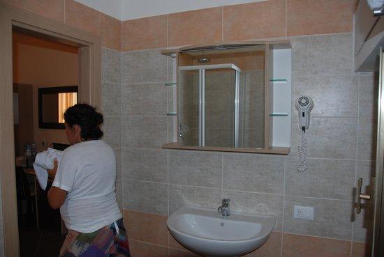 Hotel Flora: Bagno I