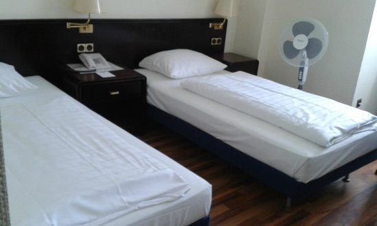 Hotel Excelsior: Acomodação