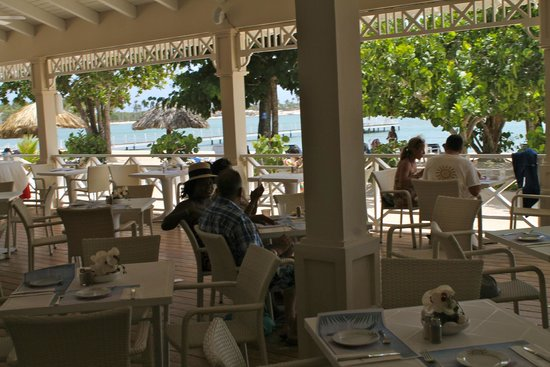 Grand Bahia Principe La Romana : Snack bar