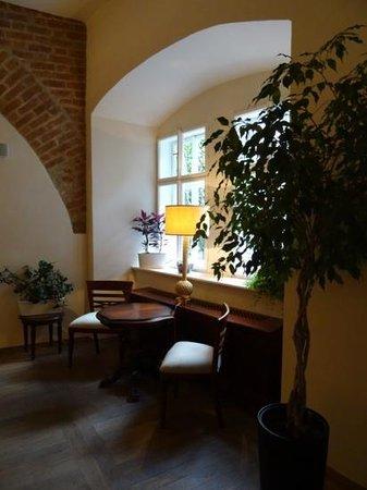 Savic Hotel: Savic Lounge decor