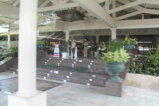 Grand Bahia Principe La Romana: Welcome to the hotel