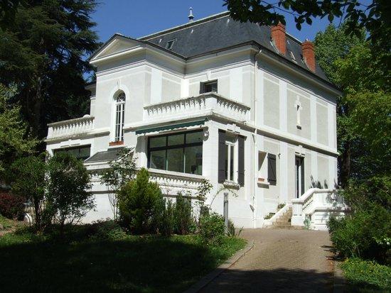 L'Orangerie: maison