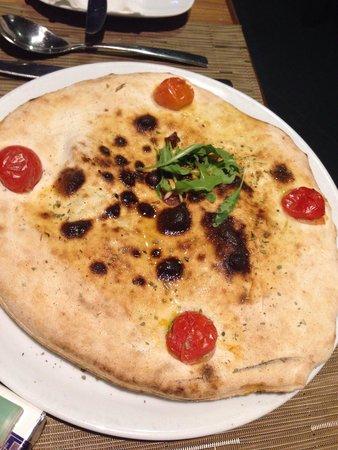 Ristorante Il Pirata: Pizza Volcano
