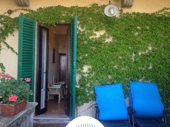 Albergo Il Marzocco : Balcony