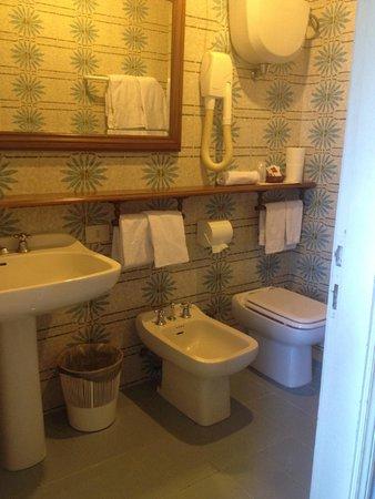 Albergo Il Marzocco : Bathroom