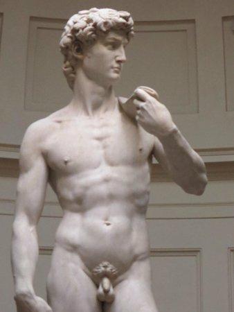 Accademia di Belle Arti (Galleria dell'Accademia): Zoom