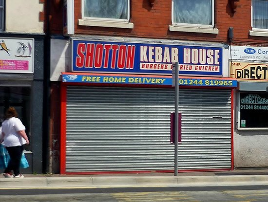 Shotton Kebab House Restaurant Reviews Phone Number