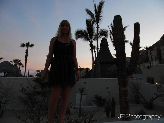 Sandos Finisterra Los Cabos : beautiful evening