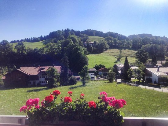 Karma Bavaria: View from room 302A