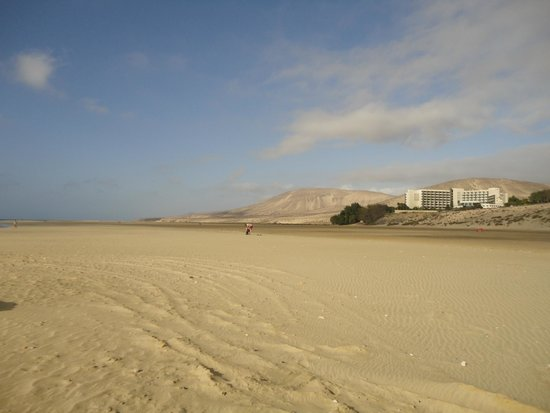 Hotel R2 Pajara Beach Hotel & Spa : Plaża