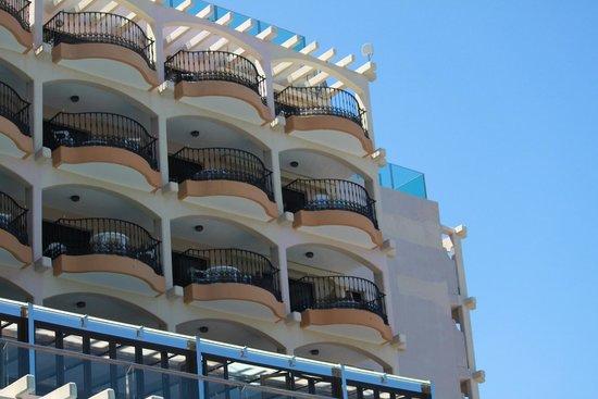 Bull Dorado Beach & Spa : En del af hotellet