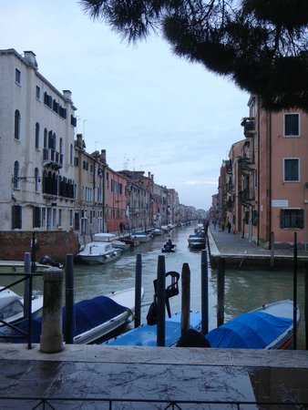 Cannaregio: тихая Италия