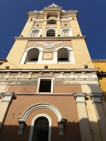 St. Catherine of Alexandria Cathedral: torre