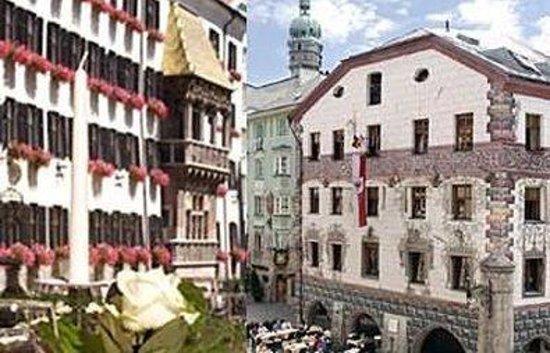 BEST WESTERN PLUS Hotel Goldener Adler: Exterior