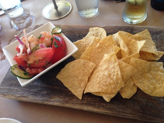 Everyday People Cafe: Ceviche