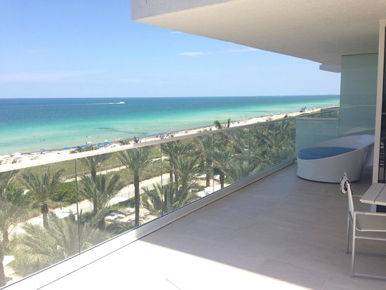 Grand Beach Hotel Surfside King Ocean Front Jacuzzi Suite