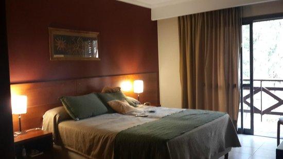 Hotel Blumig: Habitación