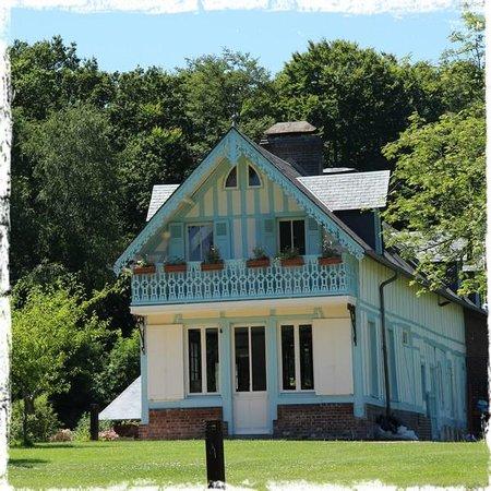 Flancourt-Catelon, France : La longère - maison de vacances 12 personnes