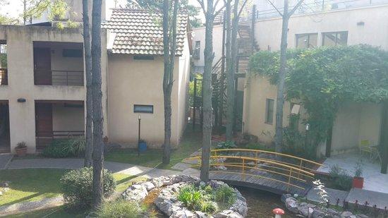Hotel Blumig: Parque