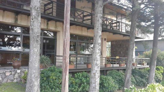 Hotel Blumig: Fachada