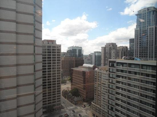 Chelsea Hotel, Toronto: view from hotel roof top