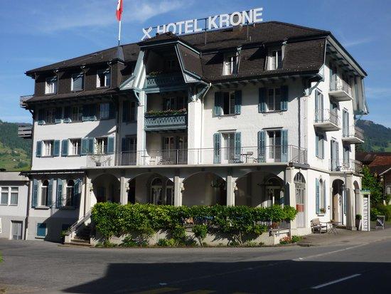 Hotel Krone Giswil : Hotel