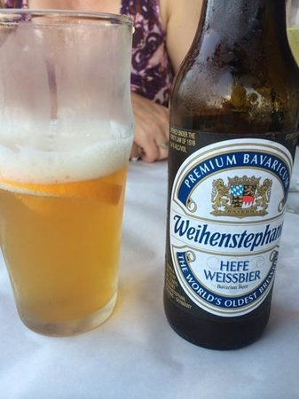 The Galley: A Cold Weihenstephane