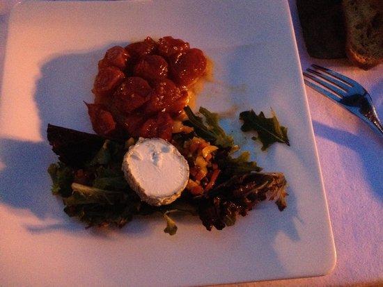 La Cabane de l'Ecailler : Tatin de tomates cerise