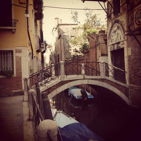 Hotel Rialto : A stunningly beautiful city....