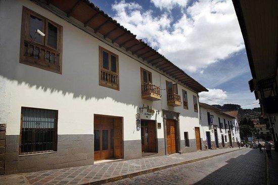 BEST WESTERN Los Andes De America: Hotel Exterior