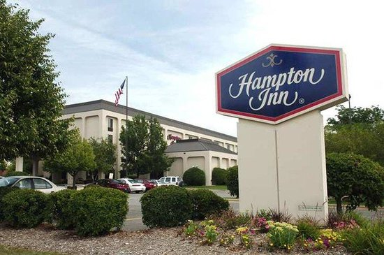 Hampton Inn Rockford: Exterior