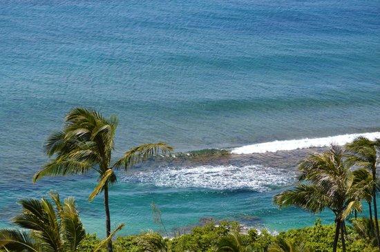 Ke'e Beach : Wind, Waves & Wonderful