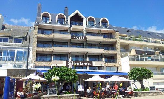 Hotel Albatros : Front