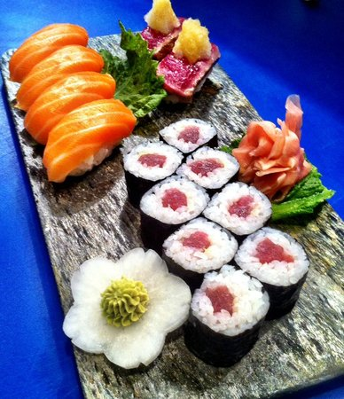 KIBOUsushi: A platter of pure deliciousness!