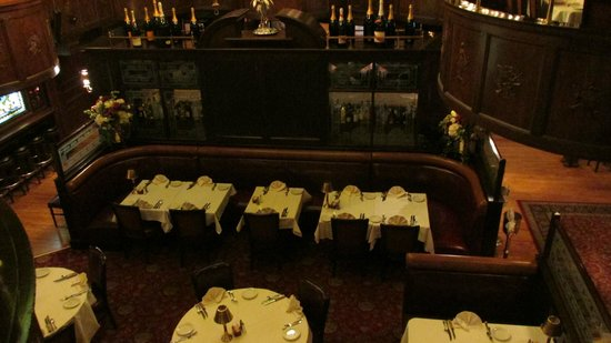 The Madison Hotel : Rod's Steak Restaurant