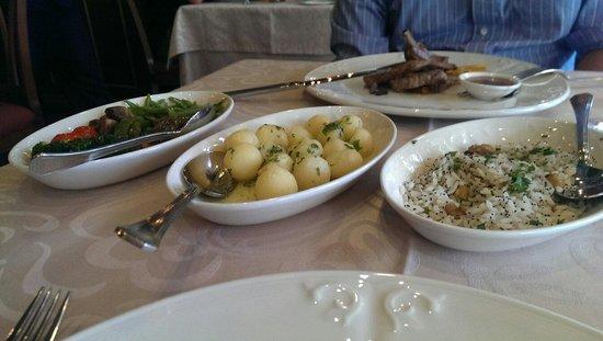 Restaurante Goya : Sides
