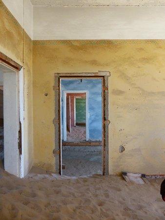 Luderitz, Namibia: Kolmanskop