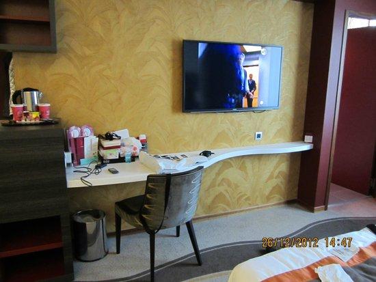 Mercure Lyon Centre - Gare Part Dieu : Room