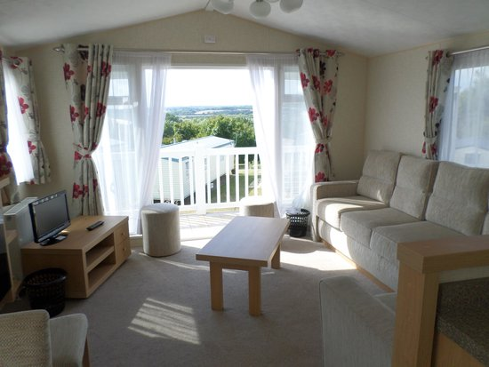 Combe Haven Holiday Park - Haven: We booked a superior