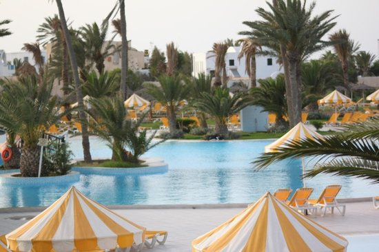 Djerba Holiday Beach : stupenda