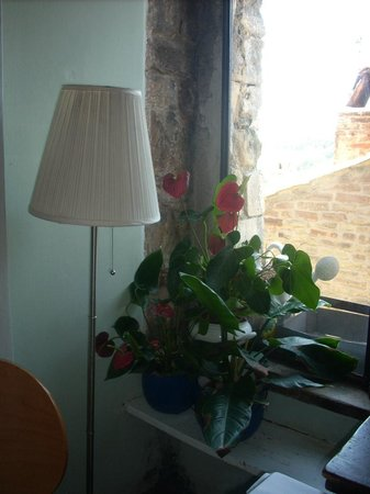 Ristorante Lu Focaro: Sala più piccola del ristorante...atmosfera...