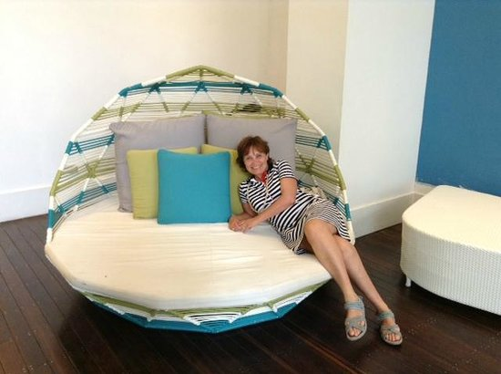 Movenpick Hotel Mactan Island Cebu: Стильная мебель