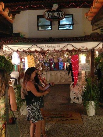 Domingos Restaurante (entrada)