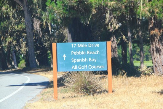 Bide-A-Wee-Inn & Cottages : So close to Pebble Beach