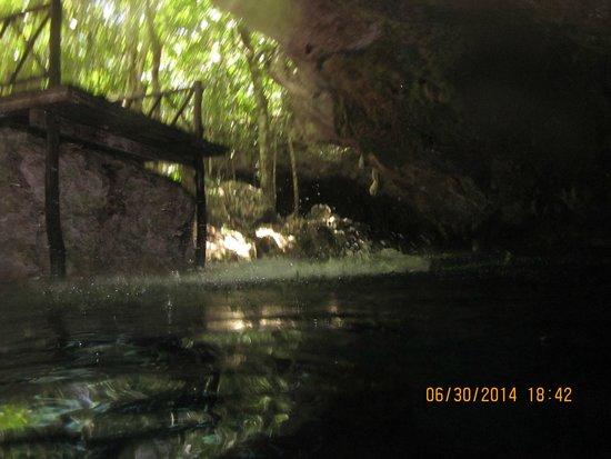 Edventure Tours: Cenote / Cave