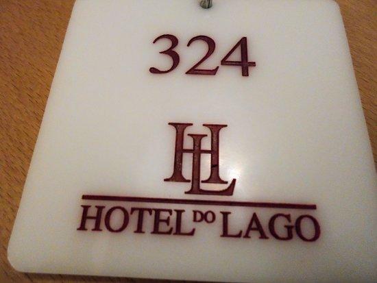 Hotel do Lago: The big key