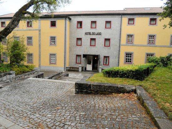 Hotel do Lago: Hotel facade