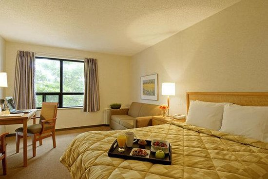 Comfort Inn Aeroport : Our rooms