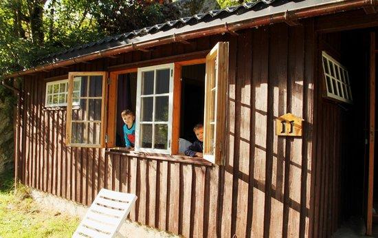 Sande Camping: cabin 11